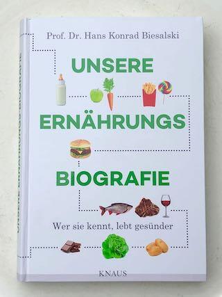 Unsere Ernährungs-Biografie Cover