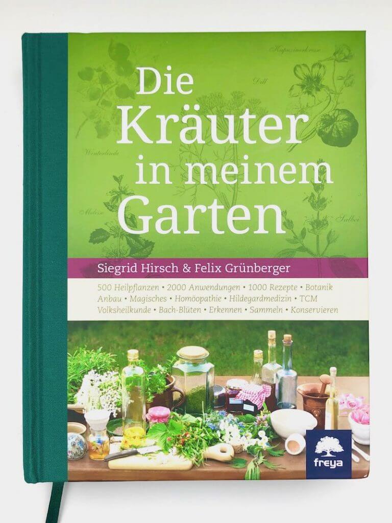 Buchcover Die Kräuter in meinem Garten