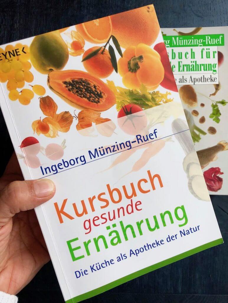 Kursbuch gesunde Ernährung Cover