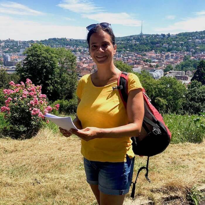 Eva Ehehalt leckervital Ernährungsberatung Walk and Talk