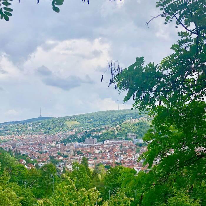 Walk and Talk Ernährungsberatung Stuttgart Fernsehturm
