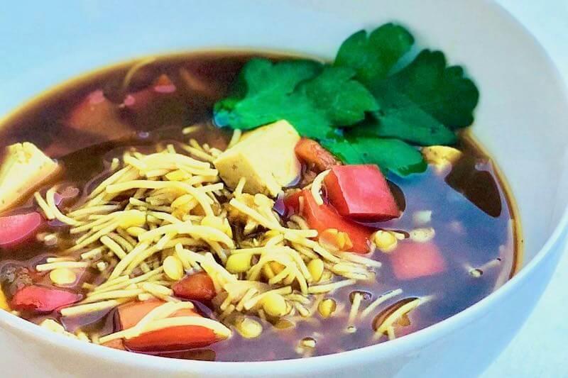 Miso-Suppe, gut für die Schilddrüse