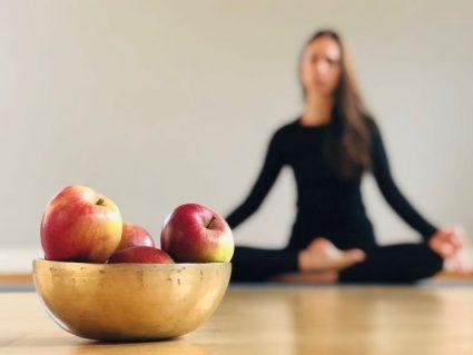food meets yoga Wechseljahre