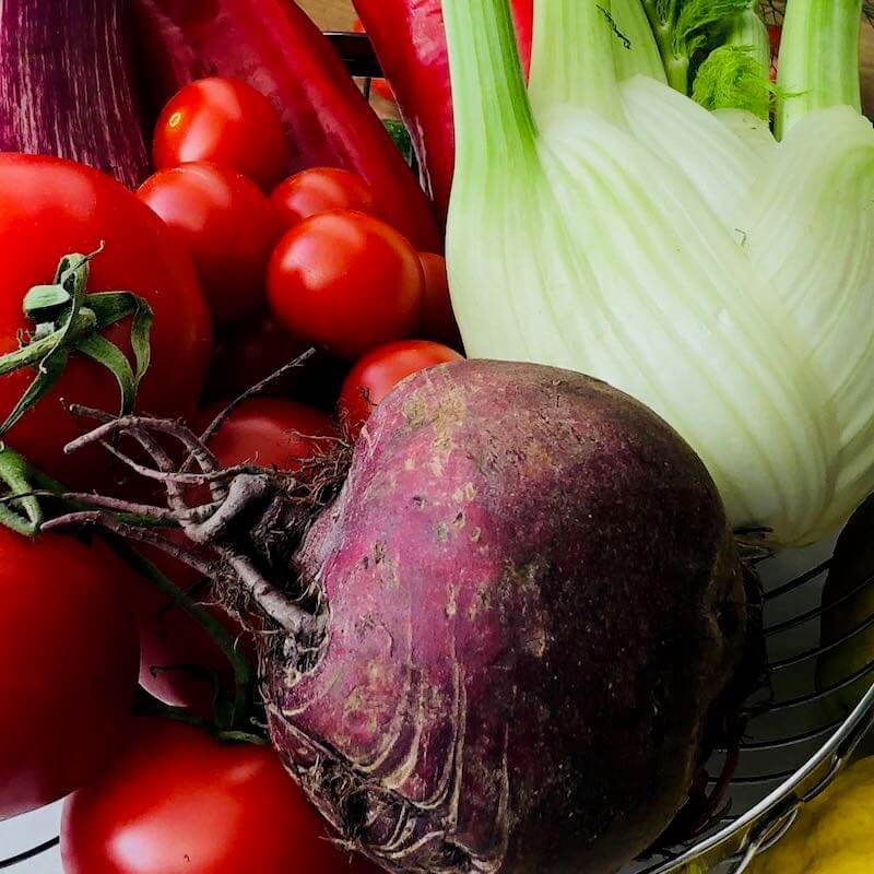 Gemüse gesund Ernährungsberatung quadratisch